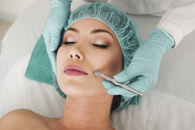 mezoterapia, zabieg na twarz, pielęgnacja