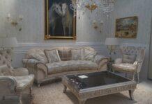 wystrój wnętrz, jak urządzić salon, klasycyzm