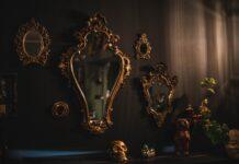 lustro ścienne, jak wybrać lustro, jakie lustro na ścianę, lustro na ścianę